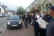 Commuters face hours of disruption after points failure at Witham station